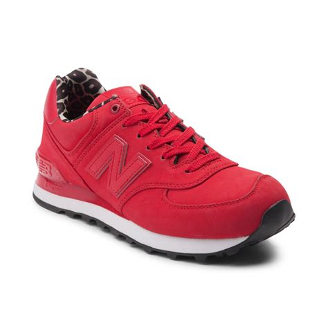 womens new balance 574 athletic shoe womens new balance 574 high roller athletic shoe