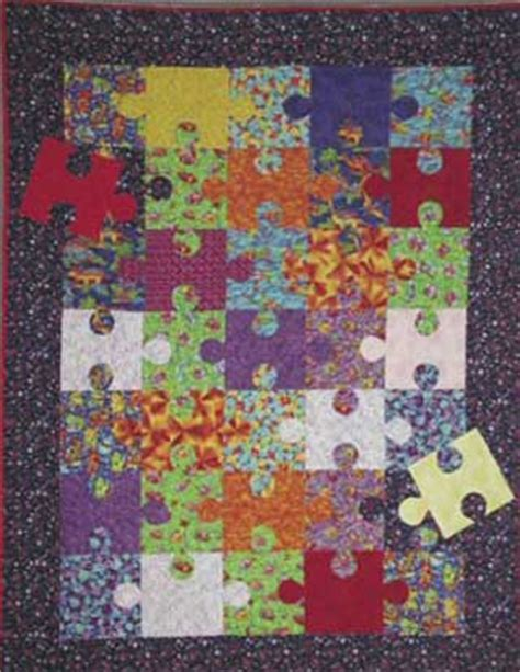 Easy Quilt Pattern Free by Easy Quilt Pattern Puzzle Quilt Block