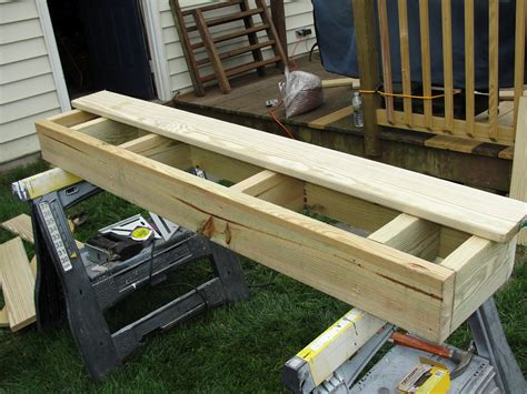 building patio steps lessons from the garden building a box step for the deck