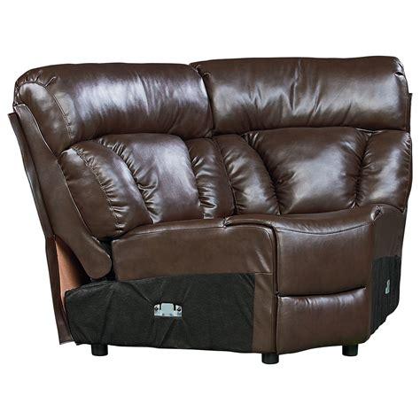 north shore sofa standard furniture north shore reclining sectional sofa