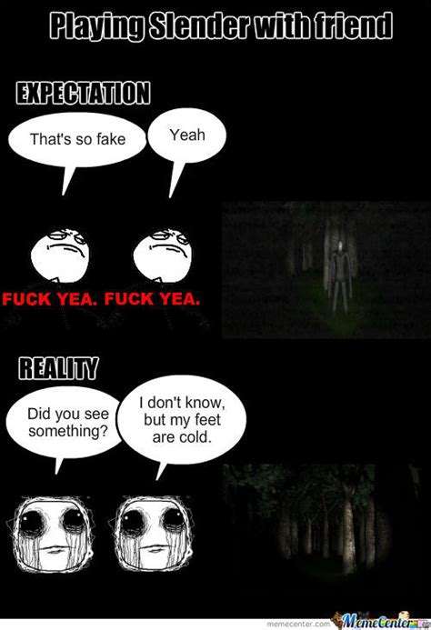Slender Meme - slender by jiiveesee meme center