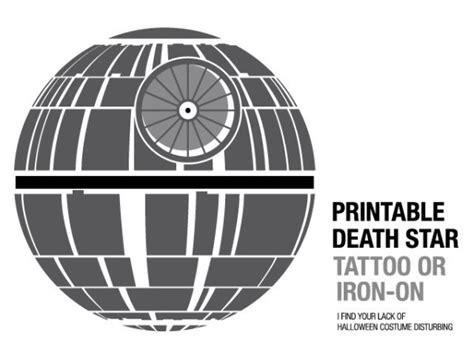nice stencil  death star tattoo golfiancom