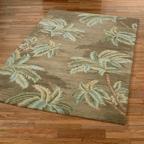 palm tree bathroom rugs palm trees round rugs