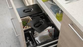 einbau abfalleimer küche m 252 lleimer f 252 r die k 252 che haus design ideen