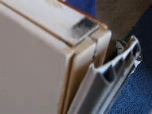 Stanley fiberglass door bottom sweep slide on discontinued item