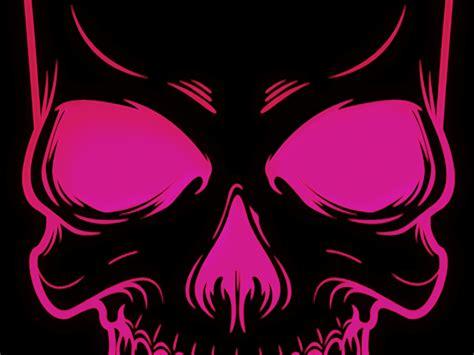 wallpaper skull pink pink skull wallpaper