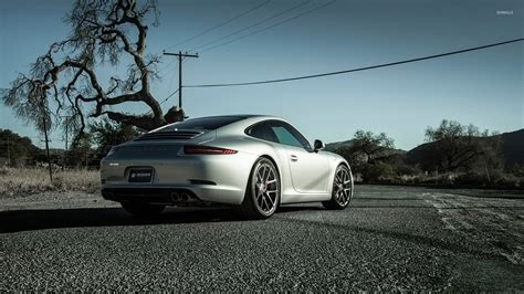 porsche back boden porsche 911 s back view wallpaper car