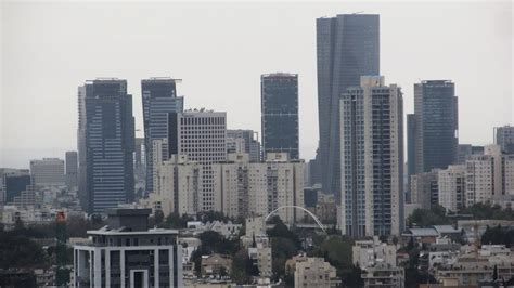 tel aviv future skyline tel aviv skyline 13 4 2017 youtube