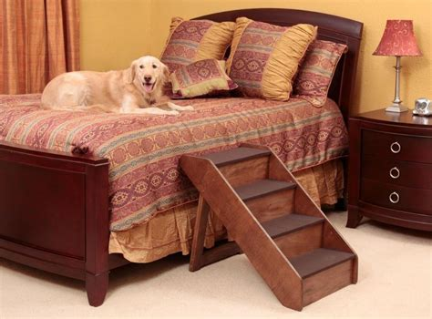 pet stairs for high beds details about dog stairs for high beds large dogs pet x