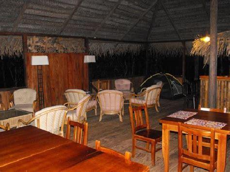 open air living room the open air living room picture of siona lodge cuyabeno wildlife reserve tripadvisor