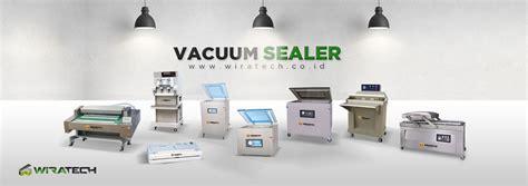 vacuum sealer jenis  tipenya  pengemasan