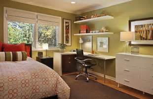 Bedroom Office turn the bedroom corner into your home office