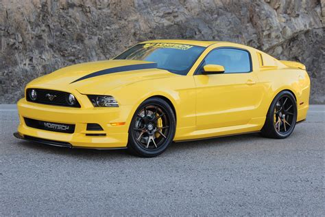 2014 vortech ford mustang 5 0 gt yellow jacket 2013