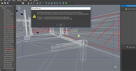 sketchup librerie kerkythea librerie materiali motori di rendering