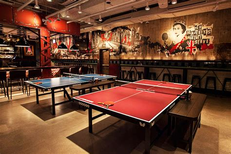 Table Tennis Chicago Acebounce Chicago Just About The Nicest Place You Ll