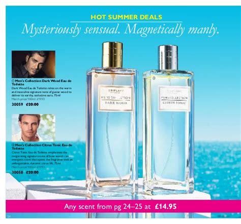 Parfume Mens Collection Citrus Tonic Dan Wood Eau De Toilette oriflame catalogue 10 july august 2016 uk