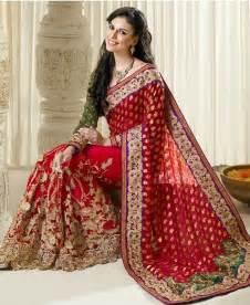 buy wonderful maroon wedding saree apra96001 at 153 75