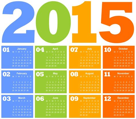 calendar design 2015 vector free download 2015 marketing calendar for your content marketing usa