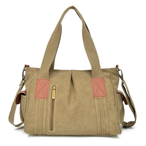 7 Casual Totes For The by Casual Canvas Bag S Handbags Totes Crossbody