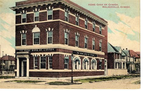 home bank of canada walkerville canada southwestern