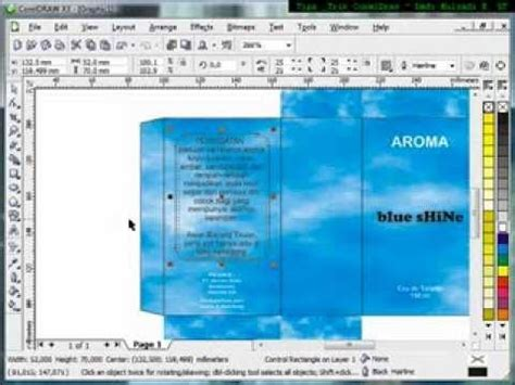 tutorial dasar coreldraw x3 pdf 17 best images about tutorial coreldraw mastering