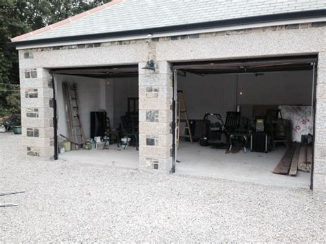 timber garage doors in cornwall south west garage doors