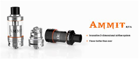 Rta Ammit 25 Authentic By Geekvape Ready Stock authentic geekvape ammit rta avocado 24 rdta griffin