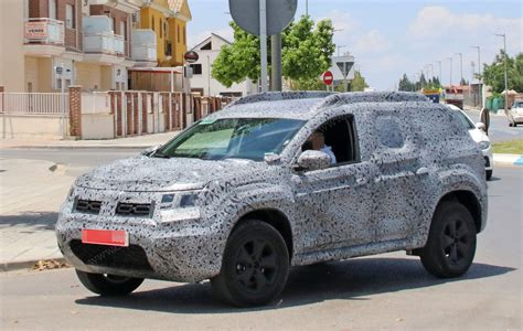 dacia duster new new 2018 dacia duster by car magazine