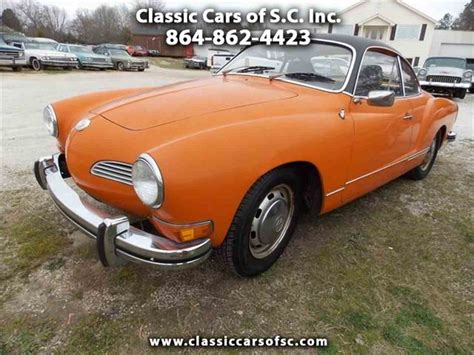 1972 karmann ghia 1972 volkswagen karmann ghia for sale classiccars com
