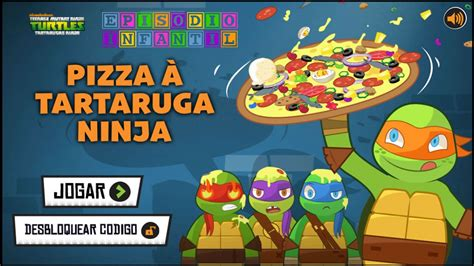 juegos de pisas juego las tortugas ninja hacer pizza youtube