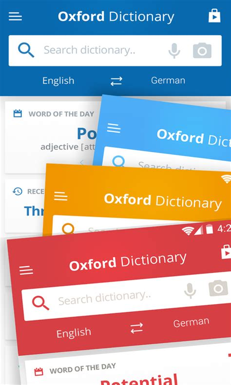 oxford dictionary offline apk android free free oxford german dictionary apk for android getjar