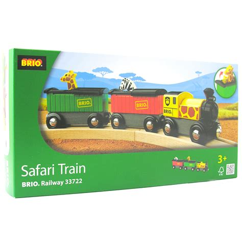 brio safari brio safari train new ebay