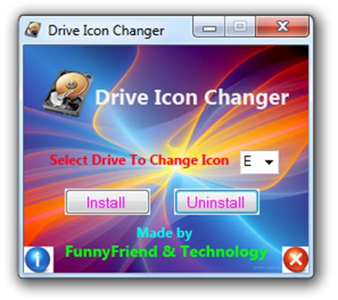 icon changer themes earhaunore download drive icon changer windows 7 free