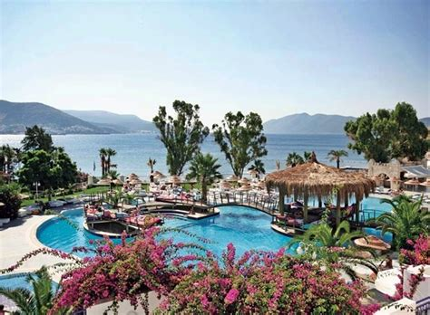 salmakis resort spa hotel in bodrum turkey salmakis resort and spa cheap holidays to salmakis