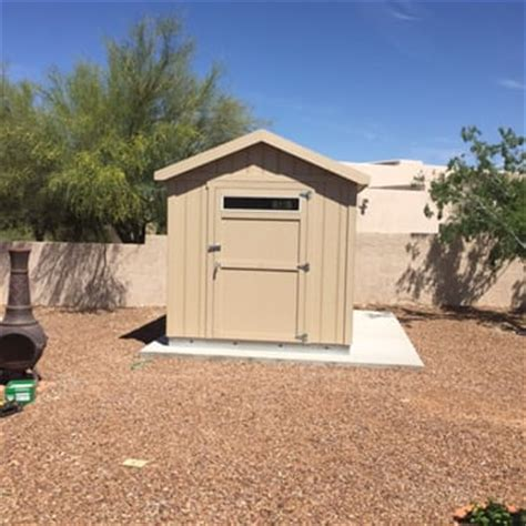 Tuff Shed Az by Tuff Shed 11 Photos Contractors 3502 N Oracle Rd