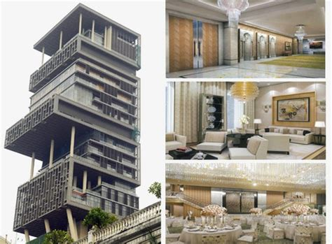 Villa In Mumbai by Top 10 Most Luxurious Houses Of The World