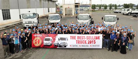 Pasaran Air Di Malaysia isuzu terus dominasi pasaran trak di malaysia kekal no 1 dalam jualan dua tahun berturut turut