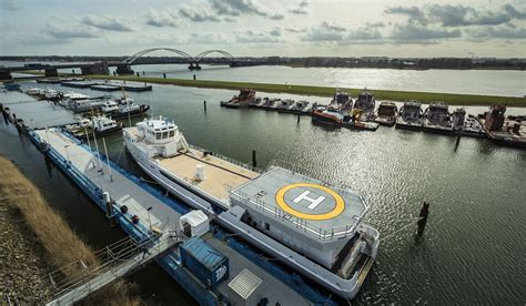 new damen yacht support game changer launched - Yacht Game Changer