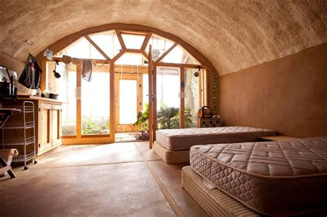 earthship simple survival model earthship home quonset