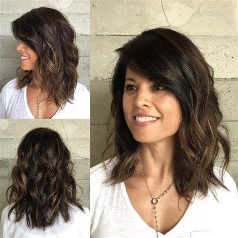 hairstyles for medium length hair brunette 80 sensational medium length haircuts for thick hair