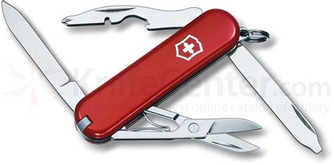 Swiss Army Knife 11 Tools 3011 S victorinox swiss army rambler multi tool 2 28 quot closed knifecenter 54031