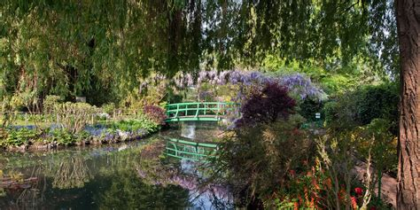 A And M Gardens by Plan Your Visit At The Foundation Giverny Monet Parisbym