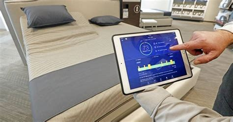Sleep Number Bed Store Rock Ar The Covers Sleep Technology Explodes