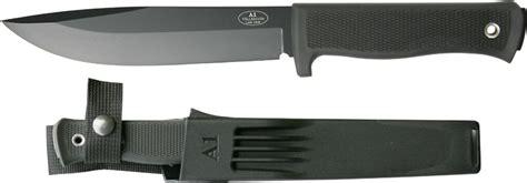 fallkniven a1 sale fallkniven a1 swedish survival knife 6 3 quot black vg10 blade
