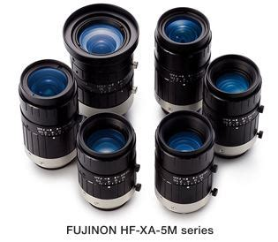 learn about fuji's hf xa 5m (5 megapixel) lens series
