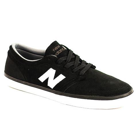 Black New Balance new balance numeric 345 black white forty two skateboard