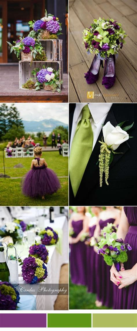 9 most popular wedding color schemes from to your wedding inspiration in 2019