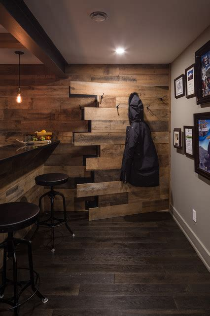 secret door  basements ottawa rustic basement