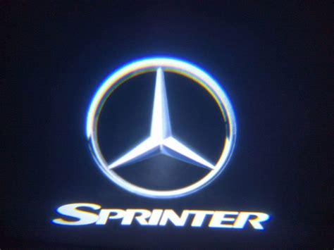 Lights For - mercedes sprinter door projector courtesy puddle logo light