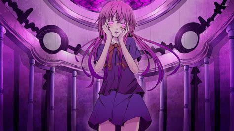 wallpaper anime yuno yuno gasai future diary 2 wallpaper anime wallpapers